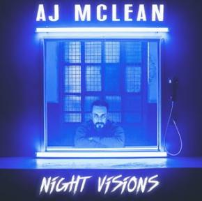 "AJ McLean – ""Night Visions"""