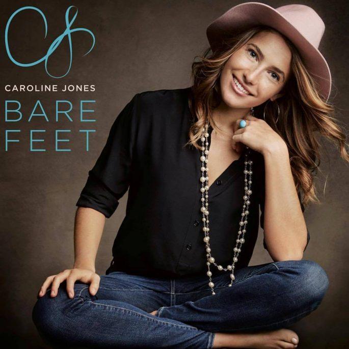 Caroline Jones – Barefeet
